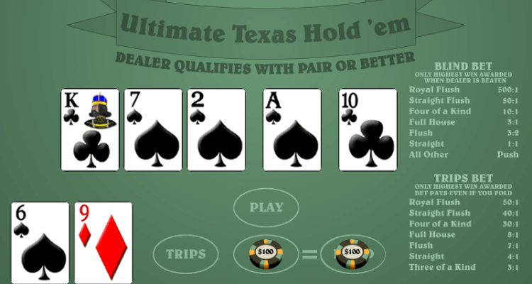 Ultimate Poker Challenge