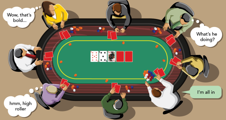 5 Basic Tips for Playing Your Poker Online
